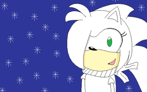 sonamy child winter by monkiesonunicyclesXD