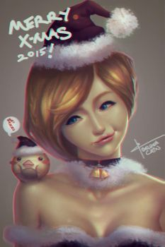 Christmas Candy 2015 by ioxygen