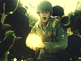 World War II by GFX-3ngine