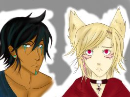 Kawl and Fay color by Kimsly