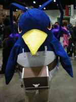 Prinny Laharl:: AX by CapcomQueen