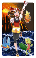 Hoenn confirmed by Hapuriainen
