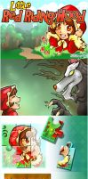 Red Riding Hood by smallguydoodle
