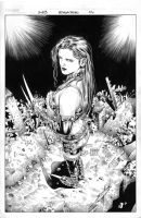 X-23 - Inked by edtadeo