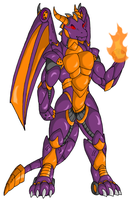 Arkeyan Spyro by QuickTron