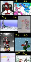WINTER CONTEST 08 by fembotsunite