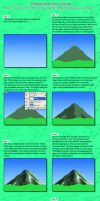 Mountain Tutorial by Warran