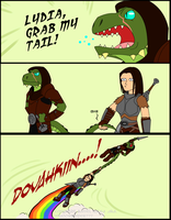Grab my Skyrim by shadowsniper777