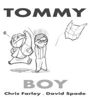 Tommy Boy by PerianArdocyl