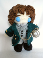 eighth doctor miniplush by MasterPlanner