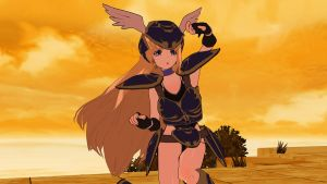 The Fall of Knight Kasuko 04 by L-exander909