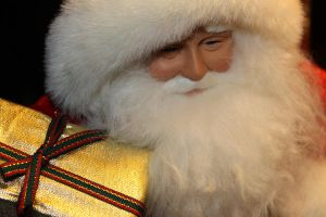 Closeup of Father Christmas II by Maeve09
