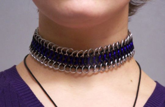 Stretch Choker by MischiefMakers