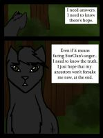 Warriors: The Lost Stars -- Prologue 30 by ShadowRainLion