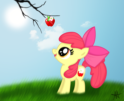 -MLP- Apple Blossom by Ardas91