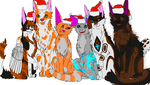 Family Christmas Photo by Havenspirit-LeafClan