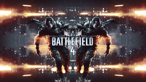 BATTLE! - Battlefield 4 by duncanbdewar