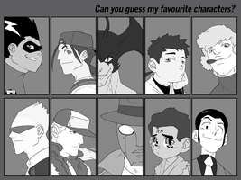 Easy to Guess -meme- by theCHAMBA