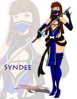 Mortal Kombat Syndee by andre4boys
