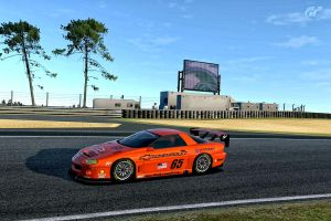 Chevy Camaro Race Car GT5 by whendt