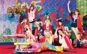 I Got A Boy 1280 x 800 by milkystepsx3
