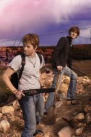 Supernatural 2000: The Hunt by TheSinisterLove