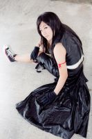 Tifa Lockhart: My View by SakuMiyuku