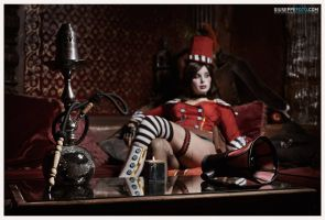 Mad Moxxi - Red Light by ThelemaTherion
