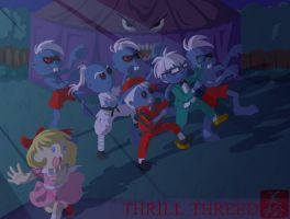 Thrill Threed by themie