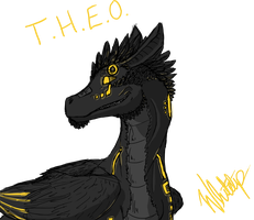 T.H.E.O. by wh1t3-t19Lightning