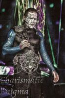 Jeff Hardy: The Charismatic Enigma HQ by cmpunkster