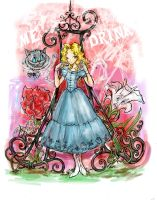 ALICE IN WONDERLAND by favius