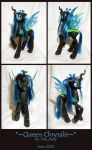 Brushable Queen Chrysalis by DeeKary