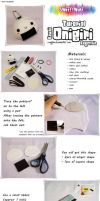 Tutorial Kawaii Onigiri KeyChain by SongAhIn