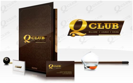 q club - collateral by Fi4