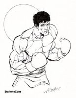 Smith, Andy: Rocky by CJZ