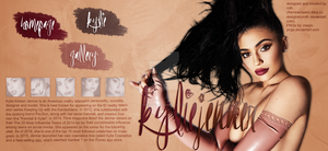free design/header (Kylie Jenner) by designsbyroth