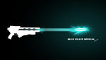 Tribes Blue Plate Special Wallpaper by Bonfi96