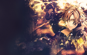 Diamonds are Forever ::Wallpaper:: by Ayane4
