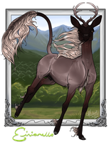 Eirianell | Buck | Herd Member by SunsetRevelation