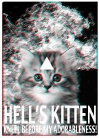 Hell's kitten by Dese-M