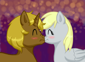 Squishy Smoochies by Khiroptera