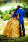 Magic Moments - Beauty and the Beast by giusynuno