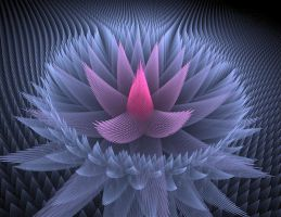 Blue Lotus by pm-ark