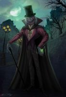 Mr. Hyde by CamT