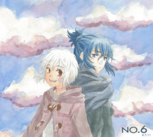 No. 6 by 4leafcolour