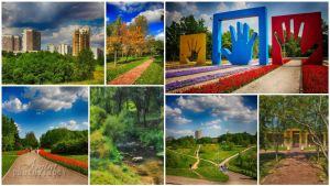 Moscow park hdr edition by amirajuli