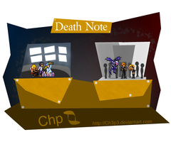 Death Note 2 by Ch3p3