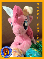 Happy easter Pinkie Pie! by Caleighs-World