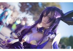 Lucca Comics and Games 2013 - Tohka Yatogami by theredviper
